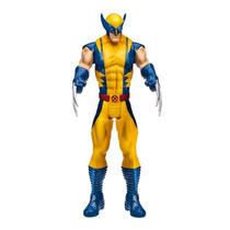 Boneco Articulado Wolverine Titan Heroes Hasbro