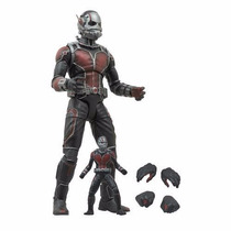 Homem Formiga Ant-man Marvel Select Dc Comic Boneco Filme