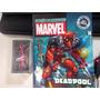 Miniatura Marvel Deadpool Eaglemoss + Revista Lacrado
