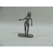 Mulher Maravilha Figura Em Chumbo - Réplica Do Gulliver