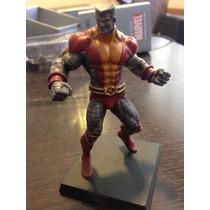 Marvel Figurine Miniatura Colossus Eaglemoss Com Revista