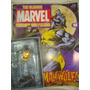Classic Marvel Figurine Collection #108 Homem Lobo! Novo!