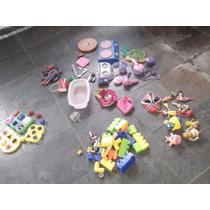 Lote De Brinquedos Antigos