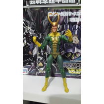 Loki Marvel Universe Versão Comics Boneco Figura Original