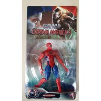 Avengers Spider Man Espetacular Homem Aranha Boneco Marvel