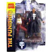 $ The Punisher (justiceiro) - Marvel - Diamond Select