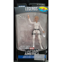 Marvel Legends Sharon Carter Red Skull Massacre S/baf