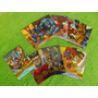 Lote De 11 Cartas Cards Marvel Metal E Marvel Fleer X-men