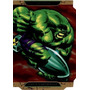 Cards Especiais - Marvel Masterpieces 2 Hulk & Iron Man Foil