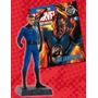 Coleção De Miniaturas Marvel #28 Sr. Fantastico - Bonellihq