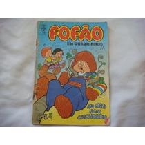 Revista Fofão Em Quadrinhos - Numero10 - Editora Abril