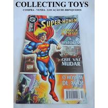 Super Homem - Abril - A História Que Vai ... - Nº 22 (b 43)