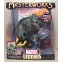 Tk0 Toy Marvel Legends Masterworks Fantastic Four & Mole Man