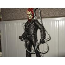 Ghost Rider - Boneco 30cm Importado Não É Spider Batman Raro