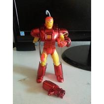 Boneco Iron Man / Homem De Ferro Toybiz
