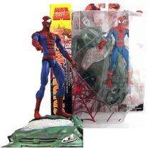 Boneco Spider-man Homem Aranha Marvel Studios Select Comics