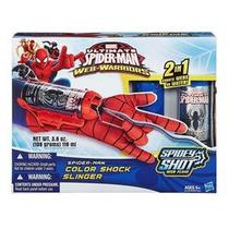 Lançador De Teia Hasbro Com Luva Spider B05631500 + Refil
