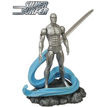 Silver Surfer Surfista Prateado - Marvel Select Ds-17891
