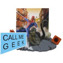 O Espetacular Homem-aranha Filme 2012 Batalha Lagarto