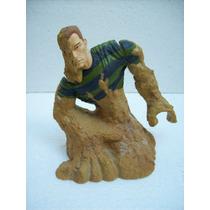 Brinquedo Antigo Mattel Marvel Boneco Homen Areia Anos 00/10