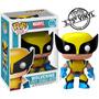 Marvel Comics Wolverine Boneco Funko *10cms*