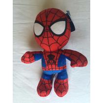 Homem Aranha De Pelúcia - 20cm - Produto Oficial E Licencia