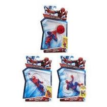 Boneco Homem Aranha 3 Modelos Spider Man - Hasbro