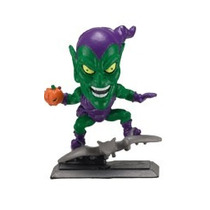 Lk+ Green Goblin - Duende Verde Spiderman Family Marvel