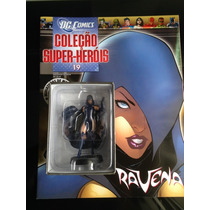 Coleção Miniaturas Dc Comics Edição 19 Ravena