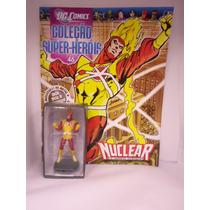 Coleção Miniaturas Dc Comics Ed 46 Nuclear