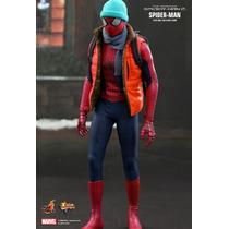 Hot Toys Homem Aranha - Amazing Spider-man 2 -lote Americano