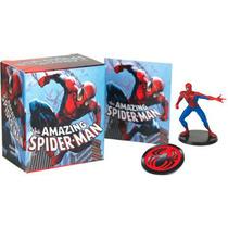 Kit Homem-aranha C/ Miniatura Spider- Man