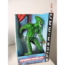 Spider Man - Duende Verde - Green Globin - 30 Cm - Toy Biz