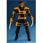 Marvel Universe Wolverine Uniforme Team X Loose Brinquetoys
