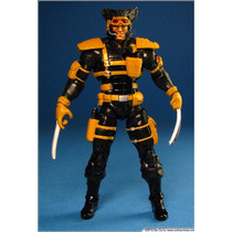 Marvel Universe Wolverine Uniforme Team X Loose Brinquetoys