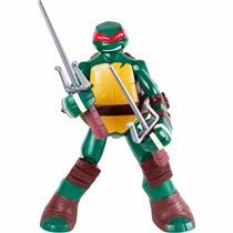 Boneco Gigante Tartarugas Ninja Rapahel 55cm - Mimo C/ Nota
