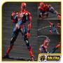 Play Arts Kai Marvel Universe Variant Spider Man Homem Aranh