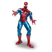 Boneco Marvel 55 Cm - Homem Aranha Metalizado - Mimo