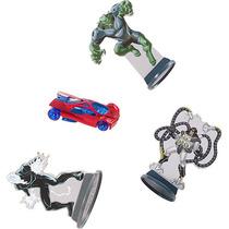 Hot Wheels - Homem Aranha Pistas Básicas - Mattel