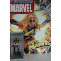 Coleção Miniaturas Marvel Edição 76 Miss Marvel