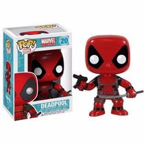 Deadpool Funko Pop Marvel Universe Bobble-head Fu-3052