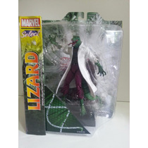 Lizard Lagarto Dr. Connors Marvel Select Spider-man Original