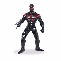 Boneco Marvel Homem Aranha Ultimate Preto Gigante 55 Cm Mimo