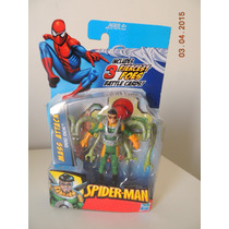 Spider Man - Dr Doc Ock - Dr Octopus - Hasbro - P Entrega