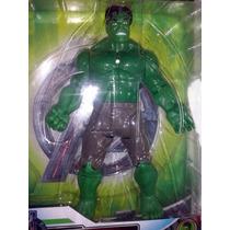 Boneco Brinquedo P Colecionador Vingadores 2 O Incrivel Hulk
