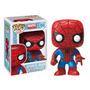 Boneco Funko Pop Marvel Universe Homen Aranha Spider Man