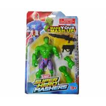 Boneco Hulk - Super Heros Mashers - Os Vingadores 2