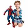 Boneco Homem Aranha Premium Gigante 55 Cm - Mimo- Marvel