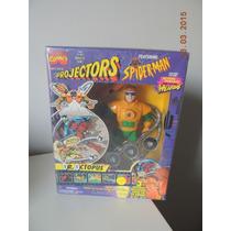 Dr Octopus - Spider Man - Eletronico Projetor Toy Biz Marvel