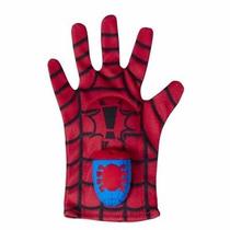 Luva Spider Man Lança Água Com Alvos Homem Aranha Marvel